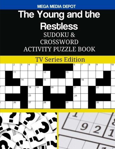 Amazon Com The Young And The Restless Sudoku And Crossword Activity Puzzle Book Tv Series Edition 9781979802376 Depot Mega Media Books