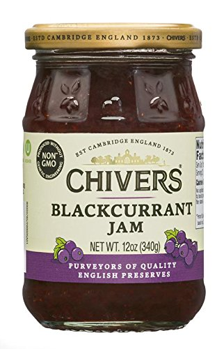 Chivers Blackcurrant Jam 340g -