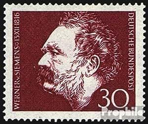 sellos para coleccionistas: RFA (RFA.Alemania) 528 (completa.edición.) sobres primer día 1966 W.por Siemens