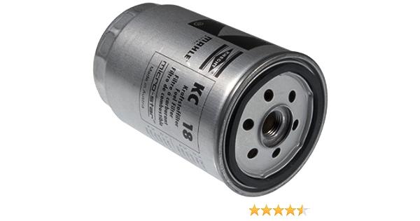 KNECHT Kraftstofffilter KC 18 Luftfilter LX 478//1 Ölfilter OC 501 MAHLE