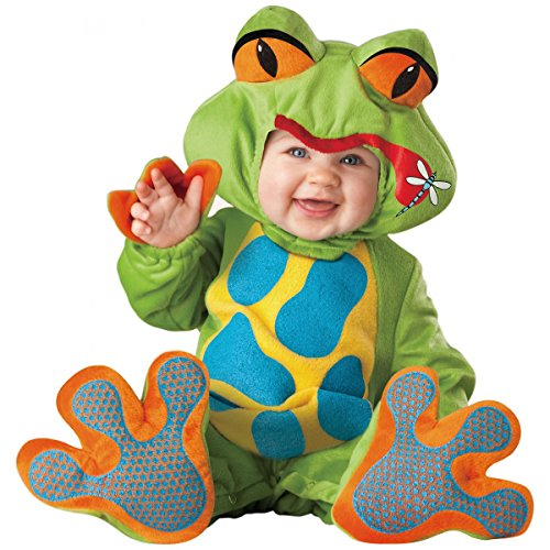Lil Froggy Costume - Infant Large - Lil' Froggy Toddler Costumes