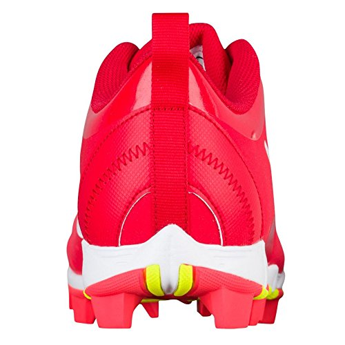 Cleat Nike hot Red University 2 Women's Keystone Softball Hyperdiamond White Punch wzXRzax