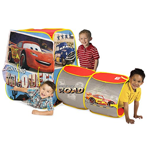 Playhut Disney Cars Discovery Hut Playhouse