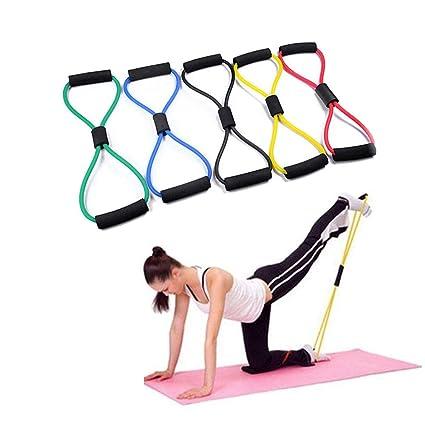 1 Unids Bandas de Resistencia de Yoga, Cuerda de Ejercicio ...