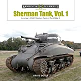 Sherman Tank Vol. 1: America's M4A1 Medium Tank in World War II (Legends of Warfare: Ground)