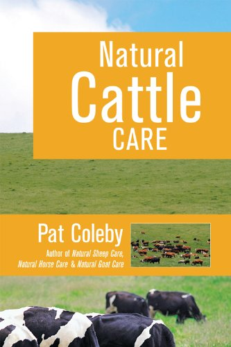 Natural Cattle Care Pat Coleby