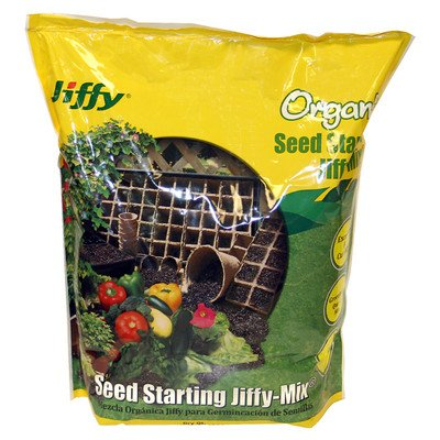 10 Qt Seed - Jiffy G310 10 Quart Jiffy-Mix® Premium Seed Starting Soil
