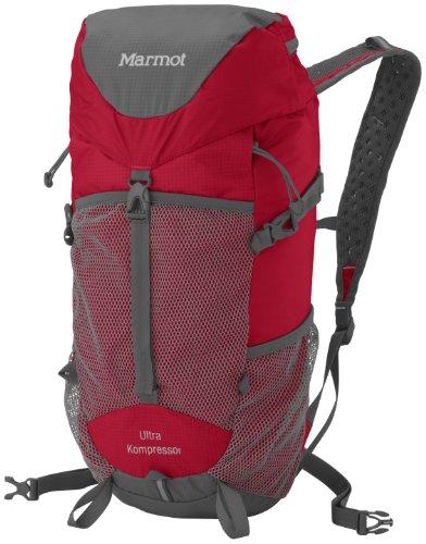 Marmot Ultra Kompressor Pack, Red, One, Outdoor Stuffs
