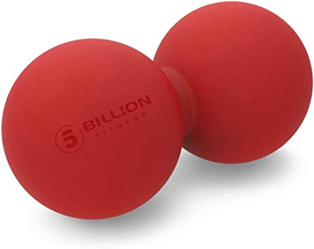 5BILLION Pelota Masaje Double Masaje Ball - Pelota Lacrosse ...