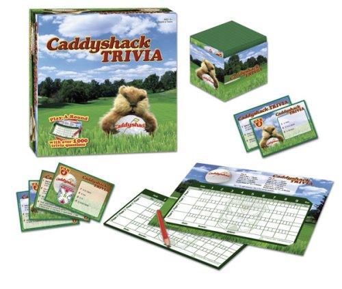 Caddyshack Trivia - USAopoly Caddyshack Trivia