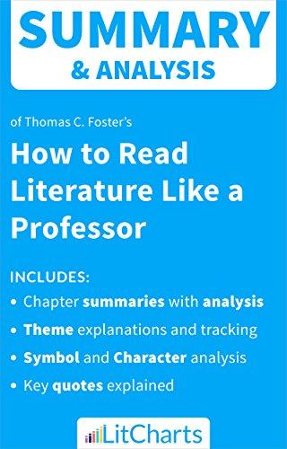 Amazon com: Summary & Analysis of How to Read Literature