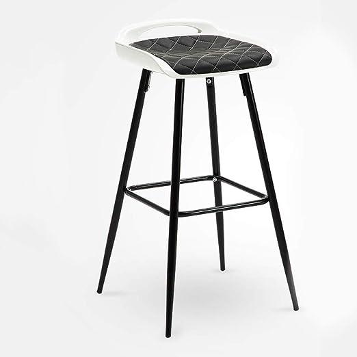 Taburete de bar, moderno y minimalista Taburetes altos Silla ...