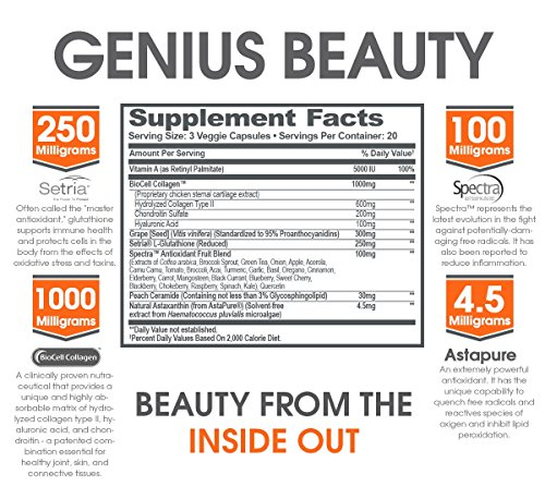 Buy beauty supplements