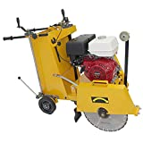 Cheap Walk Behind Concrete Saw 16″ Blades with Lifan Engine 13 HP