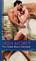 The Greek Boss's Demand (Mills & Boon Modern) (The Greek Tycoons - Book 12)
