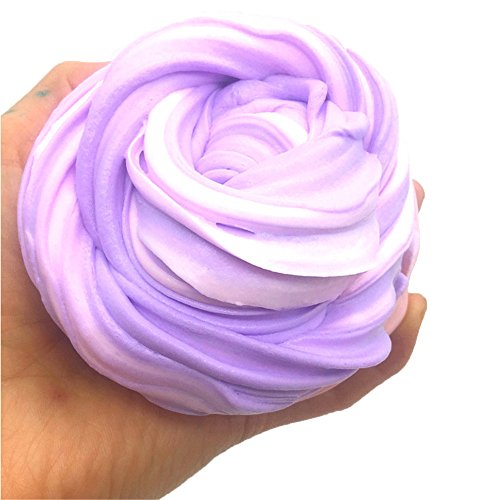 XUANOU Macaroon Color Mixing Jelly Toy Soft Slime Scented St