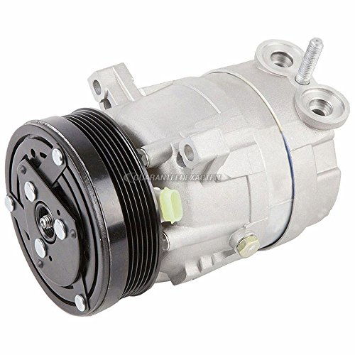 Daewoo Air Conditioning (Brand New Premium Quality AC Compressor & A/C Clutch For Daewoo And Suzuki - BuyAutoParts 60-01585NA New)