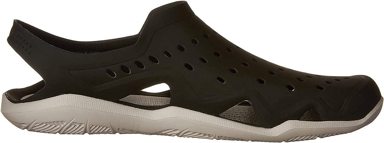 Crocs Swiftwater Wave M, Zapatos de Agua para Hombre