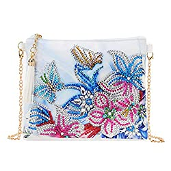 Women's Diamond Painting Embroidery Bag