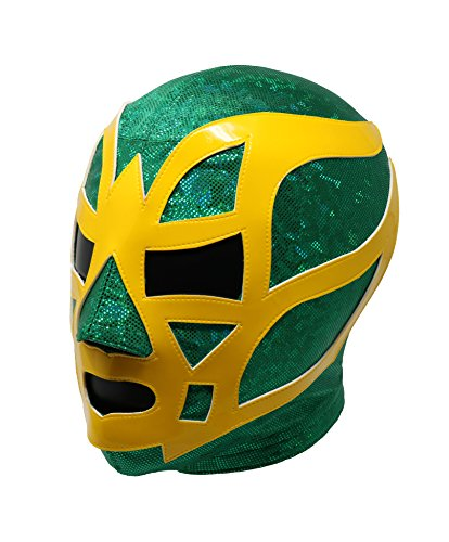 Halloween Special Lucha Libre Mask Costume