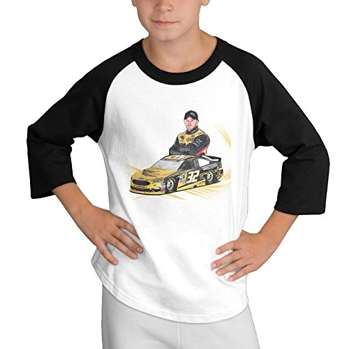 youth-boys-racing-driver-83-jeffrey-earnhardt-3-4-sleeve-baseball-t-shirt-l