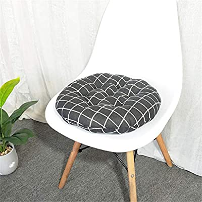 HebeTop ◕‿◕ Chairs Cushion, Soft Chair Cushion Round Cushion Multi Pattern Home Fashions Outdoor Seat Back: Kitchen & Dining