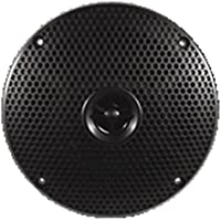 Prospec Electronics SEA5582B Seaworthy Marine Black 5 Round Bicone Speaker