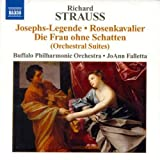 ORCHESTRAL SUITES/ JOANN FALLETTA by RICHARD STRAUSS [Korean Imported] (2009)
