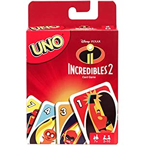UNO: Incredibles 2 – Card Game