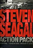 Steven Seagal Action Pack (Driven to Kill / Marked for Death / Mercenary for Justice) by Steven Seagal