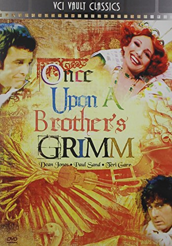 Brothers Grimm Film - Once Upon a Brothers Grimm