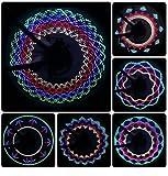 Waterproof Bicycle Wheel Lights,30 Patterns LED