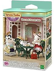 Sylvanian Families Tea and Treats Set Playset Toy