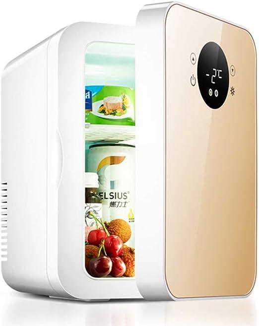 JINRU Mini Refrigeradores Silenciosos De Doble Uso para El Hogar Y ...