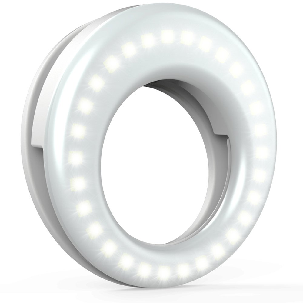 Qiaya Rang Light for Camera for iPhone, iPad and Smasung Galaxy