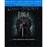 Game of Thrones: Season 1 (Blu-ray/DVD Combo + Digital Copy) by HBO Studios