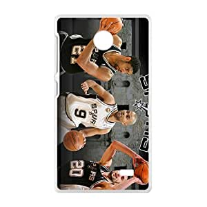 HRMB Spurs Cell Phone Case for Nokia Lumia X