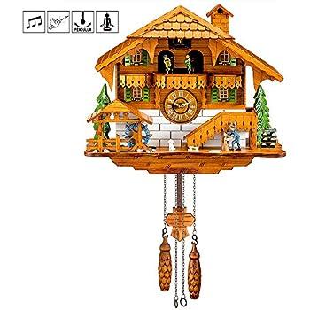 Amazon Com Orangucoo Clock Cooclock Monkey Home
