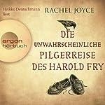 Die unwahrscheinliche Pilgerreise des Harold Fry | Rachel Joyce