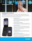 Alcatel SMARTFLIP 4052R   4G LTE   4GB Flip-Phone