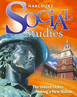 Harcourt brace social studies grade 5 vol 1 united states harcourt social studies student edition grade 5 us making a new nation 2010 fandeluxe Images
