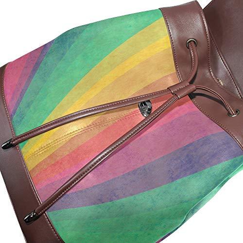 femme unique porté dos main Sac à multicolore Taille DragonSwordlinsu pour au vqa06nt