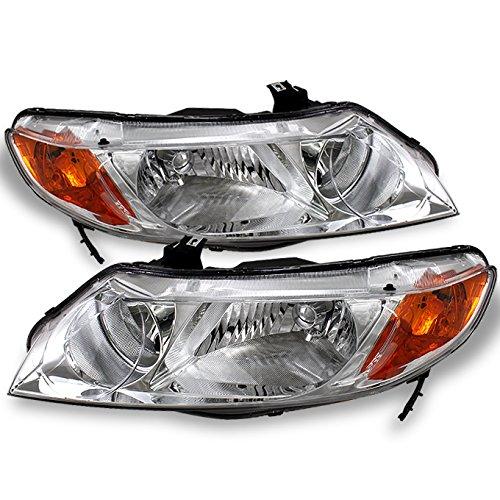 Honda Civic Headlight Lamp - 5