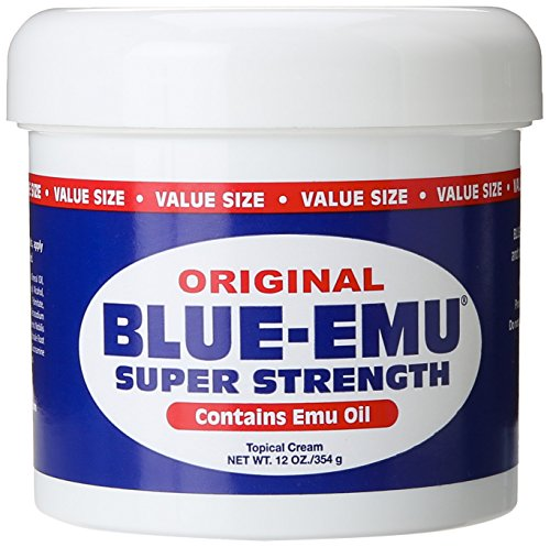 Blue Emu Oil (Blue Emu Original Analgesic Cream, 12 Ounce (Packaging May)
