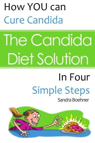 Candida Diet Solution Simple Steps product image