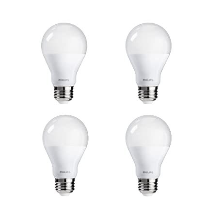 Philips 40 W equivalente regulable A19 LED bombilla