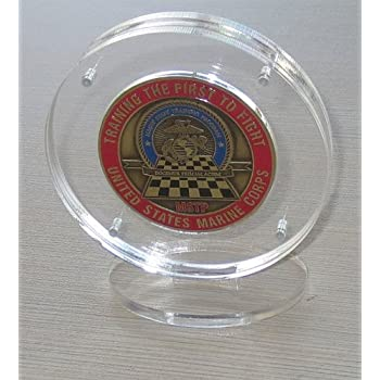 Amazon.com: Challenge Coin Display - Holds Coins and