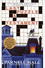 Last Puzzle & Testament (Puzzle Lady Mysteries Book 2) Kindle Edition