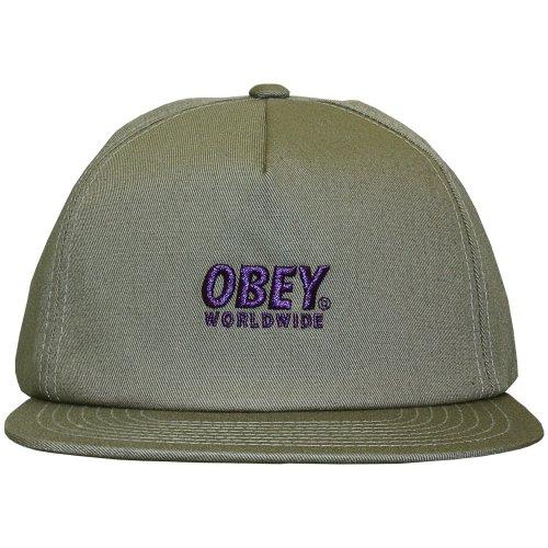 Obey-Gorra con visera plana para hombre, diseño de Portland con visera plana, diseño de elefante