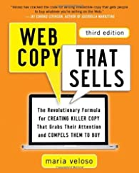 Book's Cover ofWeb Copy That Sells